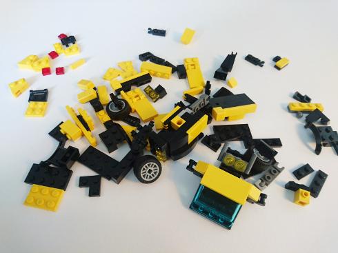 Instructions For Lego Transformer Robot Tech Stuff